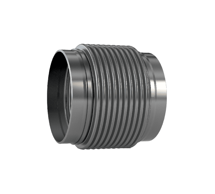 Axial expansion joints ARN stainless steel Witzenmann