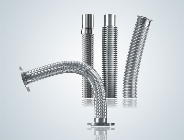 Corrugated Hoses Overview Image Text