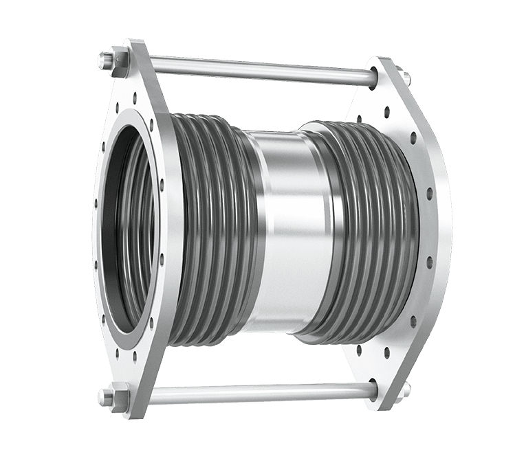 Lateral expansion joints LBS stainless steel Witzenmann